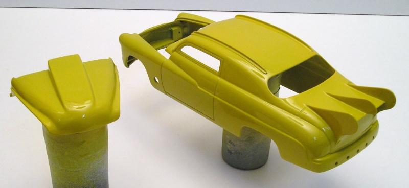 Mercury 49 racer Bonneville terminée 00111