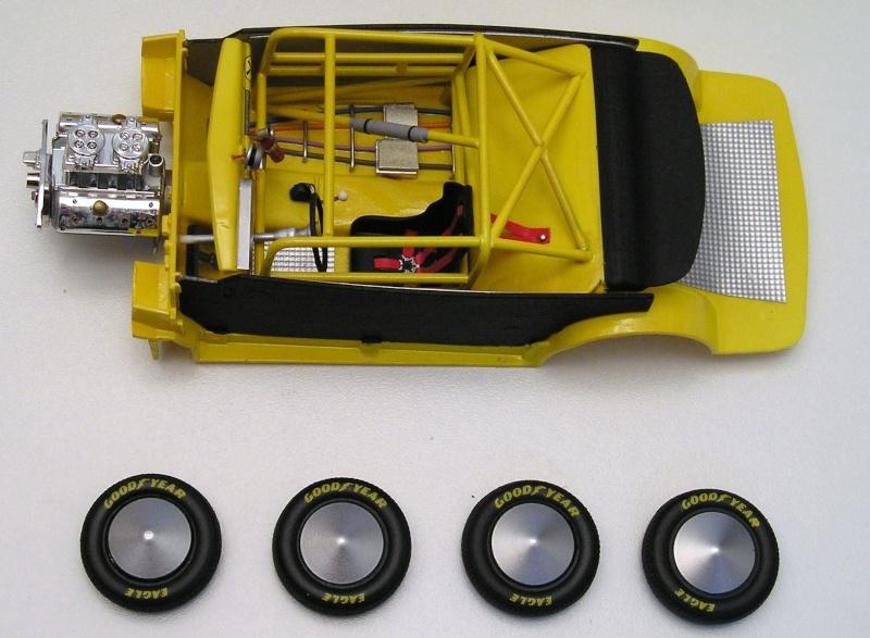 Mercury 49 racer Bonneville terminée 00212