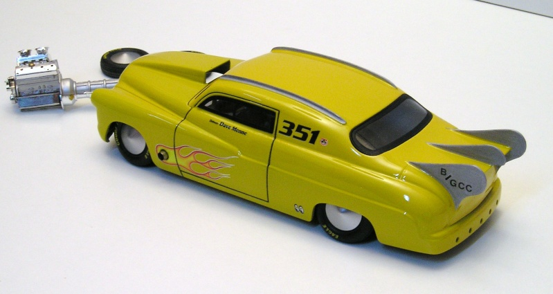 Mercury 49 racer Bonneville terminée 00311