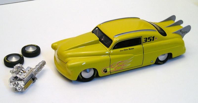 Mercury 49 racer Bonneville terminée 00412