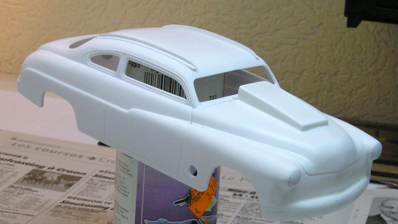 Mercury 49 racer Bonneville terminée 00510