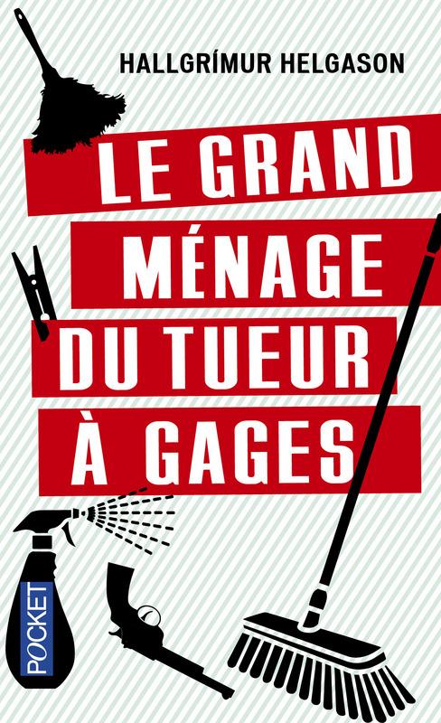 [Editions Pocket] Le grand ménage du tueur à gages de Hallgrimur Helgason 97822610