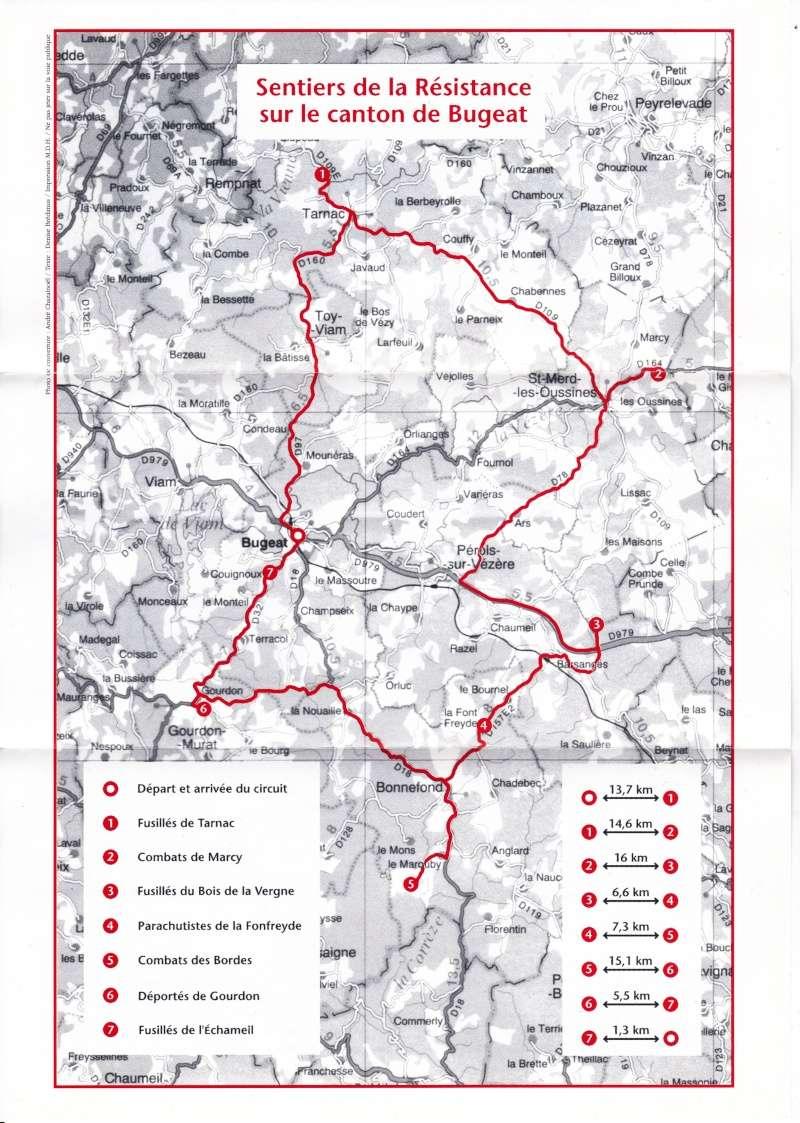BUGEAT ( Corrèze ) - Les sentiers de la Résistance Img_0012