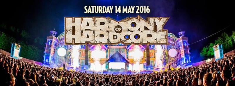 [ HARMONY OF HARDCORE - 14 Mai 2016 - Festivalterrein De Roost Erp/Veghel (NL) ] 11246910