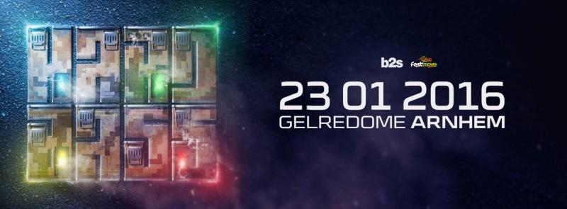 [ HARD BASS - 23 JANVIER 2016 - GELREDOME - ARNHEM - NL ] 12110010
