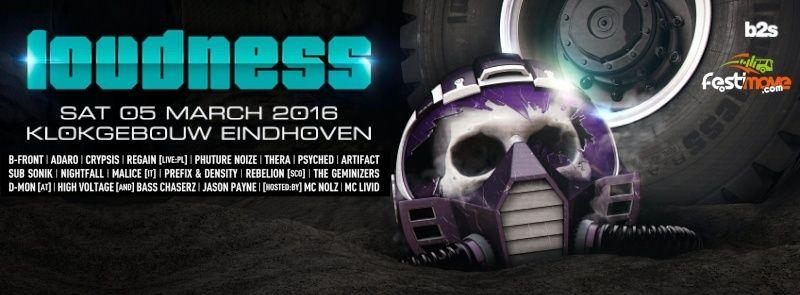 [ LOUDNESS - 05 Mars 2016 - Klokgebouw - Eindhoven - NL ] 12232712