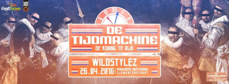 [ Tijdmachine + Supersized Kingsday Festival - 26-27 Avril 2016 ] 12605411