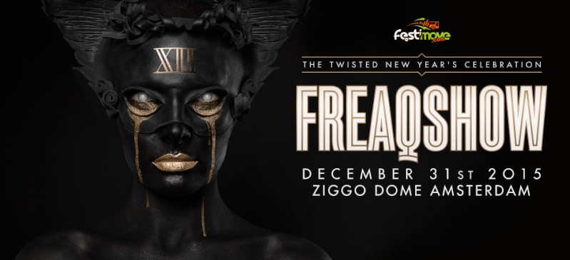 [ FREAQSHOW - 31 Décembre 2015 - Ziggo Dome - Amsterdam - NL ] Frq15_10