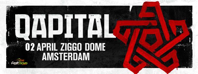 [ QAPITAL - 2 Avril 2016 - Ziggodome - Amsterdam - NL ] Qapita10