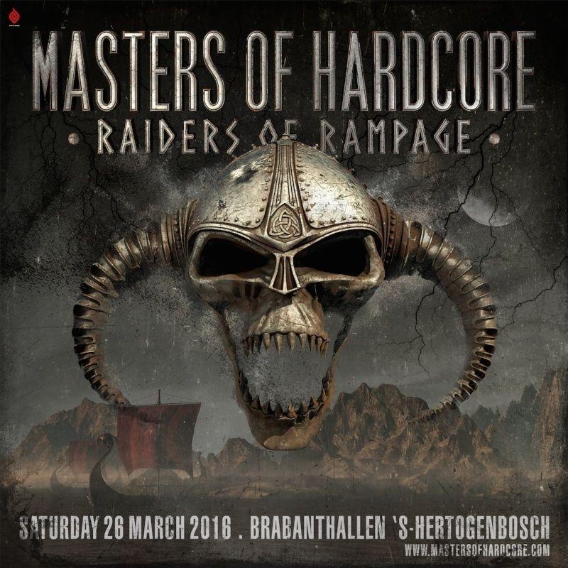 [ MASTERS OF HARDCORE - Raiders of Rampage - 26 Mars 2016 - Brabanthallen, Den Bosch - NL ] Scherm10