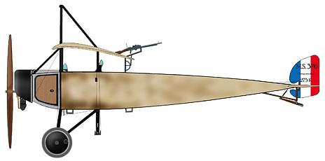 """[1915] [AZ Model] Morane L """"Parasol"""" - Première victoire de Guynemer. 003_mo10"""