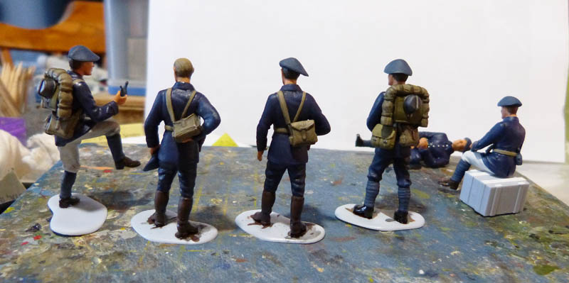 Chasseurs Alpins - 1/35. FINI !! Chasse16