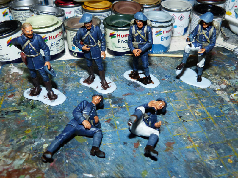 Chasseurs Alpins - 1/35. FINI !! Chasse24