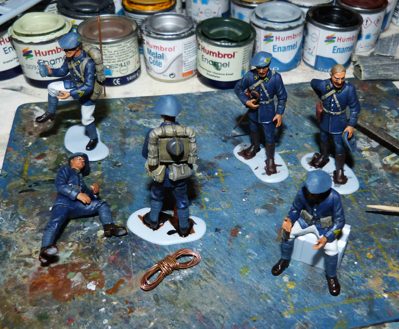 Chasseurs Alpins - 1/35. FINI !! Chasse25