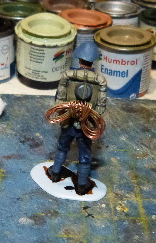 Chasseurs Alpins - 1/35. FINI !! Chasse26