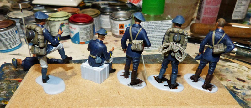 Chasseurs Alpins - 1/35. FINI !! Chasse30
