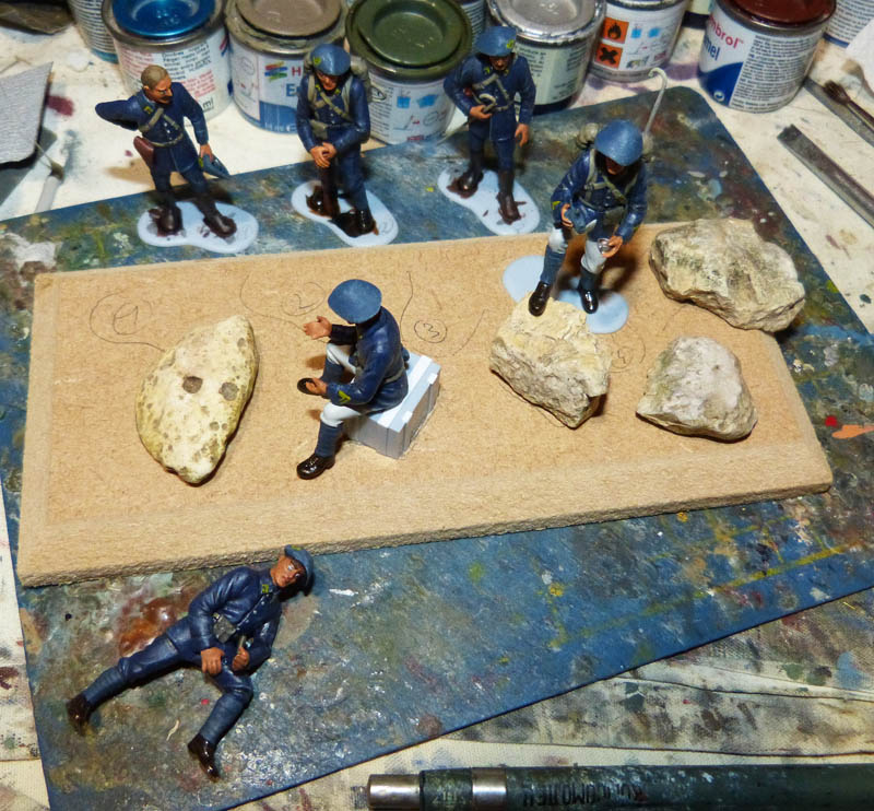 Chasseurs Alpins - 1/35. FINI !! Chasse31