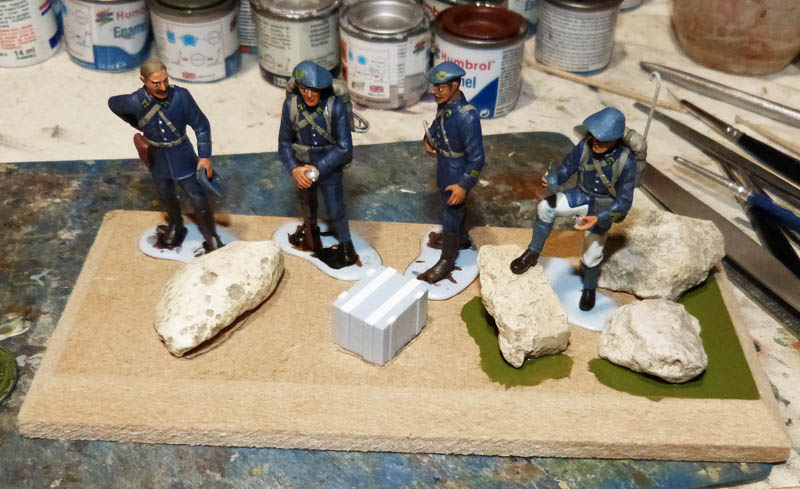 Chasseurs Alpins - 1/35. FINI !! Chasse32