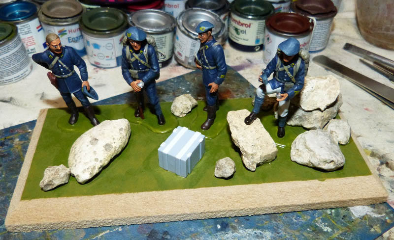 Chasseurs Alpins - 1/35. FINI !! Chasse34