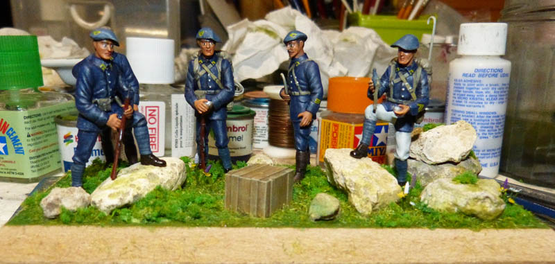 Chasseurs Alpins - 1/35. FINI !! Chasse39