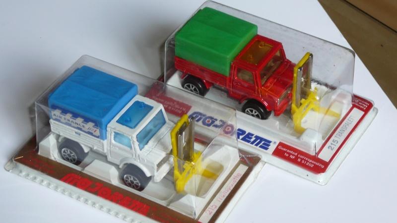 N°215 Unimog Transpalette  P1100814