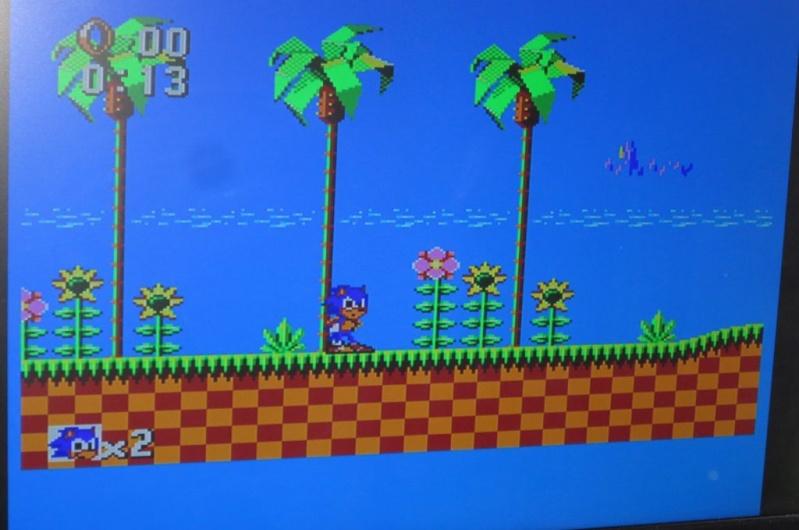 VENDU Sega Master system 2 + 2 jeux Img_0910