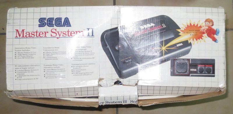 VENDU Sega Master system 2 + 2 jeux Img_0912