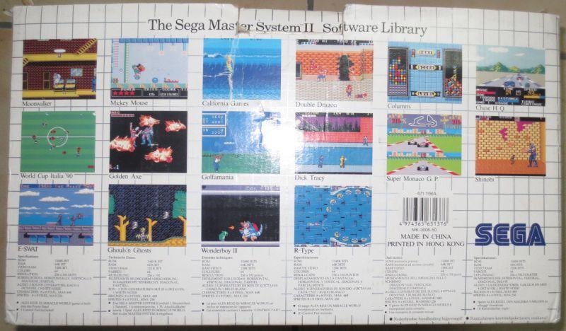 VENDU Sega Master system 2 + 2 jeux Img_0913