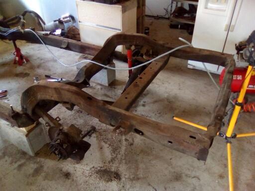 Restauration Chassis et trains roulants sur la 78 de Steph alias Dutch 3_chas10