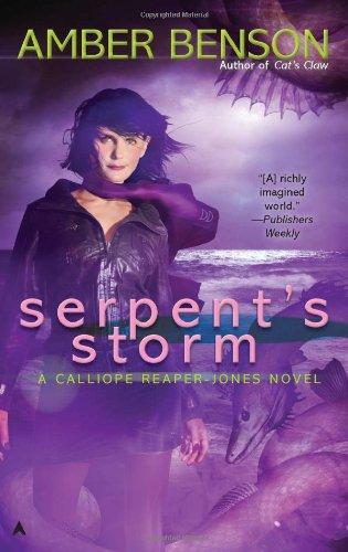 Serpent's Storm [Livre] 51qlky10