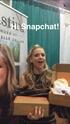 Sarah sur snapchat... ou presque Img_4410