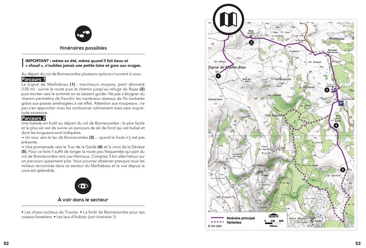 Itinéraires naturalistes en Lozère Guide_13