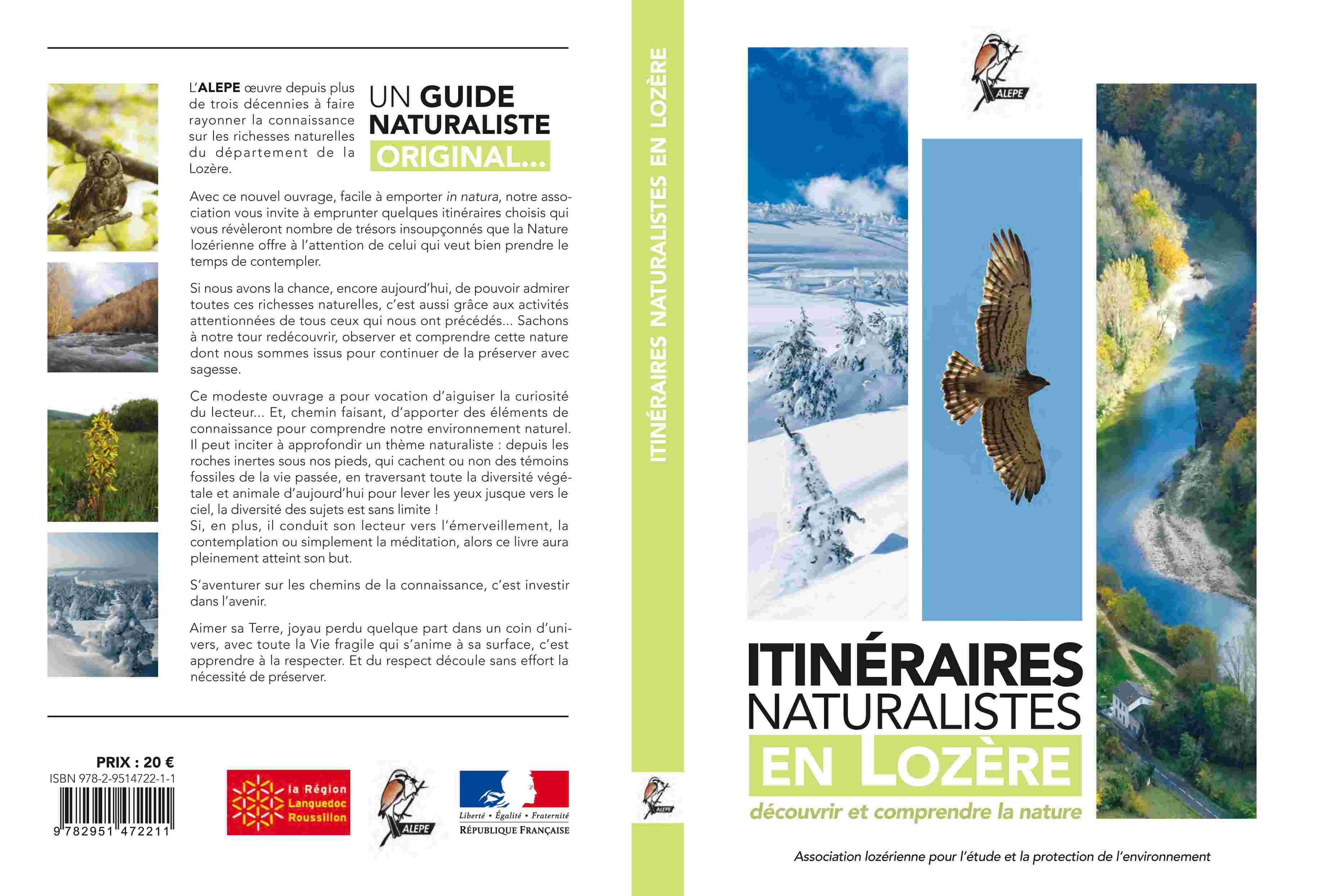 Itinéraires naturalistes en Lozère In_1er10