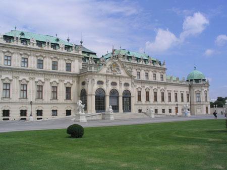 Résidence royale : Château du Belvédère Pt116010