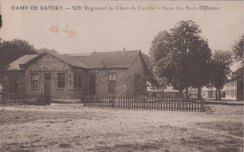503e RCC - Camp de Satory 503_1910