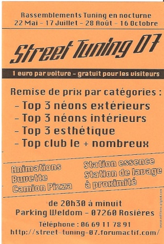 Rassemblements Nocturne du Street Tuning 07 Fly_me12