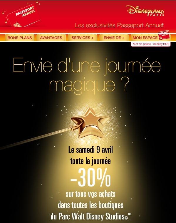 PA = 30% sur le Walt Disney Studios le 9 avril 2011 Captur21