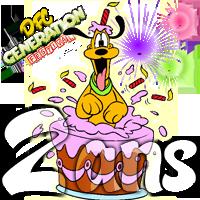 Dfc à 2 ans samedi 12 juin ^^ Happy10