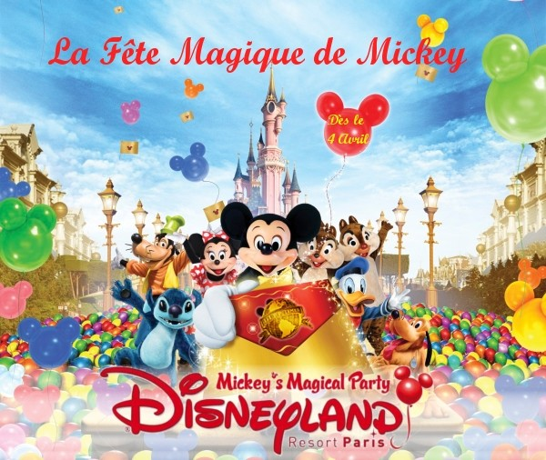 Mickey's magical party travaux Mp10