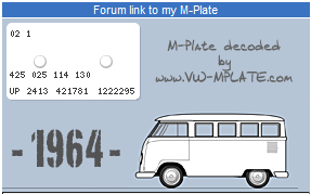 Deluxe 13 fenetres 1964 Mplate11