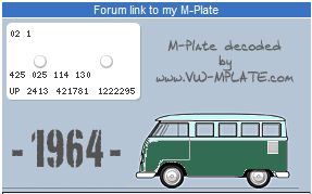 Deluxe 13 fenetres 1964 Mplate14