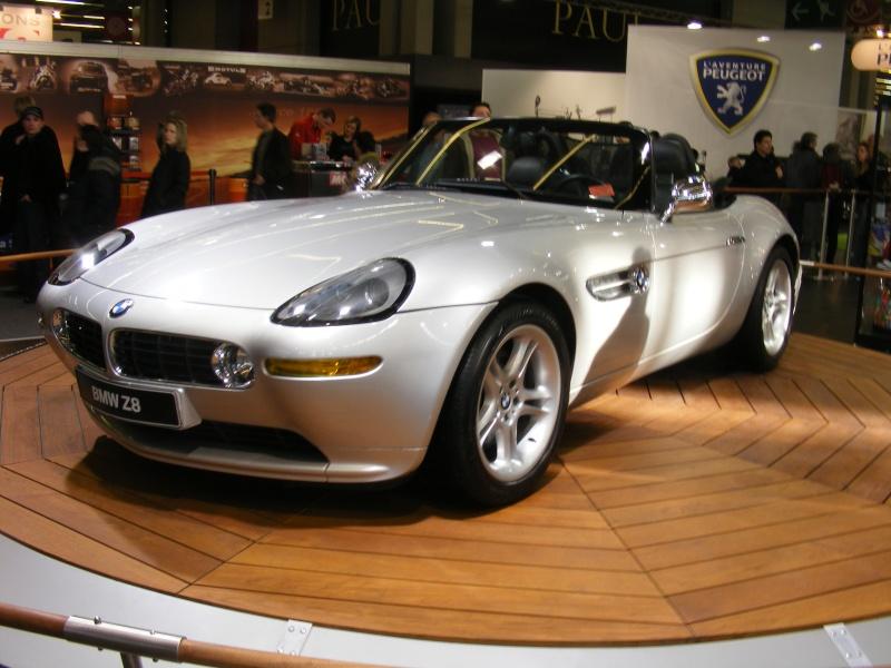 Rétromobile 2009 Dscf3318