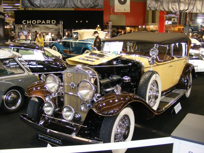Rétromobile 2009 Dscf3332