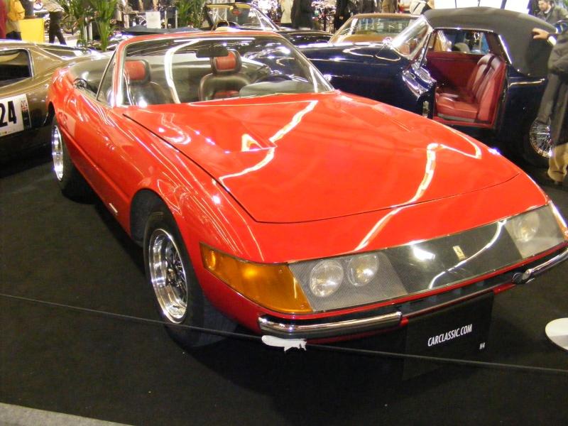 Rétromobile 2009 Dscf3334