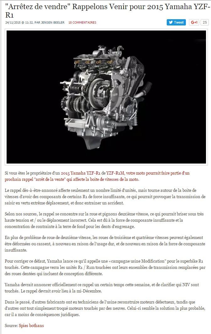 Yamaha R1 et R1M  Crossplane 2015 ( sujet numero2 ) - Page 39 Rappel10