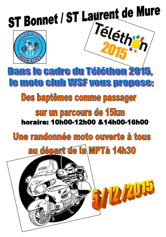 Téléthon 2015 en banlieue Lyonnaise Image_10