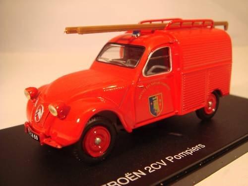 2cv pompier Eligor Eligor12