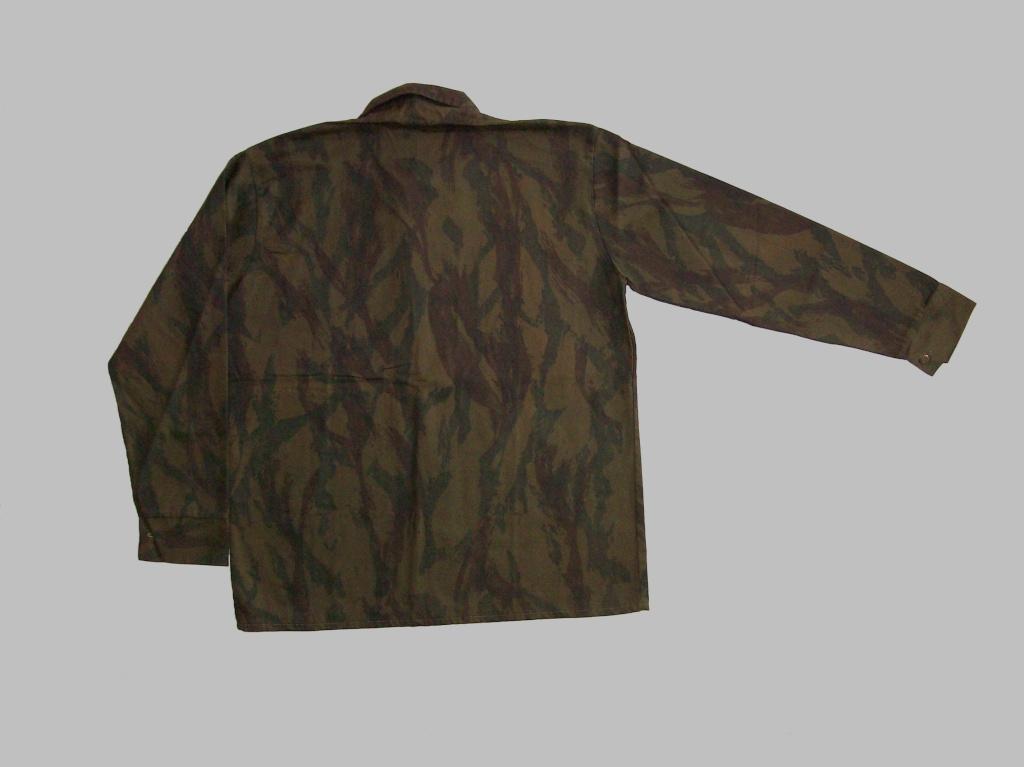 Israeli Camouflage Shirt.....Unusual Pattern 100_0814