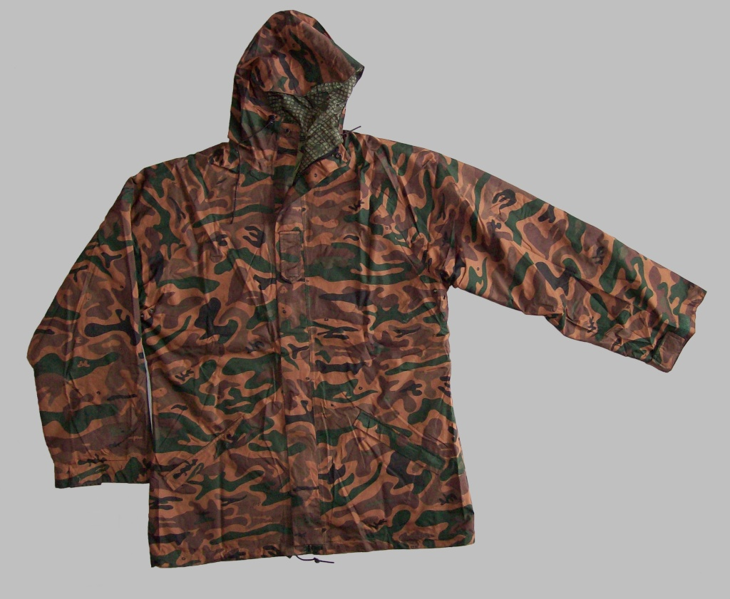 Special forces omeba Goretex smock with liner 100_1122
