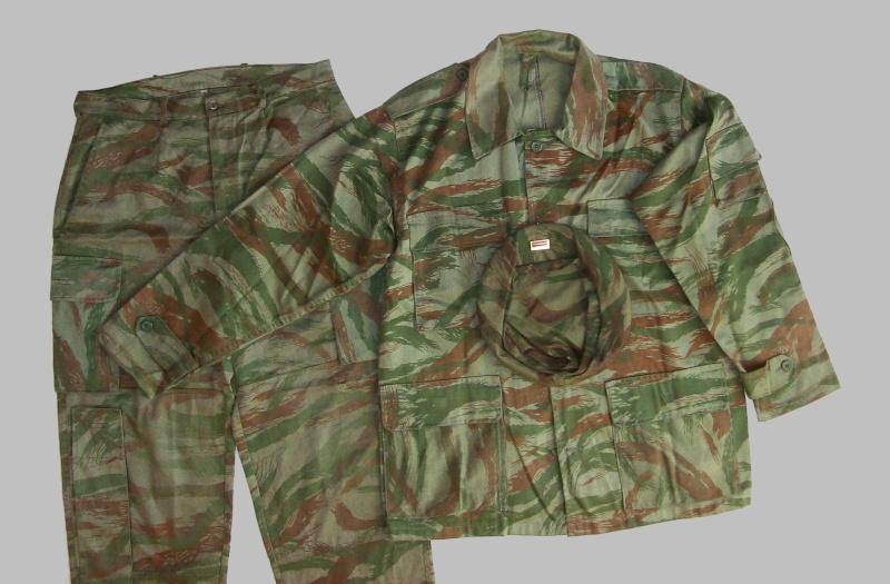 Yugoslavia lizard pattern and derivative 100_3110